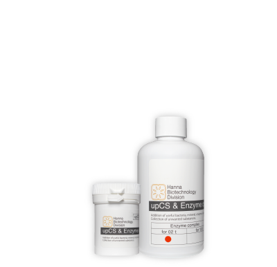 ハンナ化粧品 アップCS for 02t 飼育水 水質向上 2t分 海水用