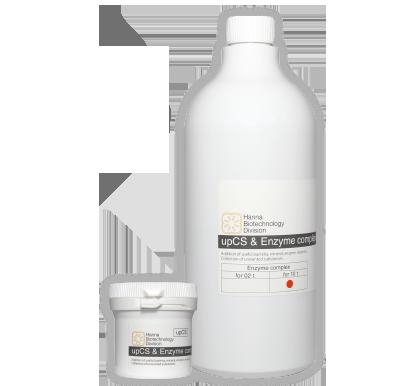 ハンナ化粧品 アップCS for 10t 飼育水 水質向上 10t分 海水用